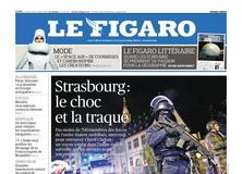 Le Figaro daté du 13 décembre 2018