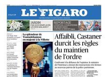 Le Figaro daté du 22 mars 2019