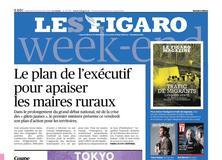 Le Figaro daté du 20 septembre 2019