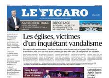 Le Figaro daté du 29 mars 2019