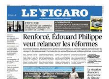Le Figaro daté du 12 juin 2019