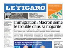 Le Figaro daté du 19 septembre 2019