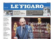 Le Figaro daté du 13 juin 2019