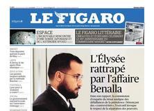 Le Figaro daté du 21 février 2019
