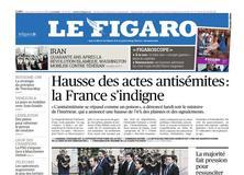 Le Figaro daté du 13 février 2019