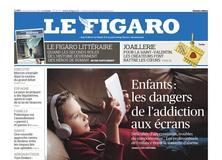 Le Figaro daté du 14 février 2019