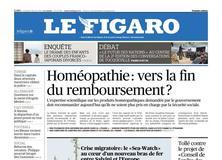 Le Figaro daté du 28 juin 2019