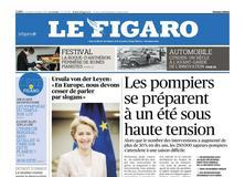 Le Figaro daté du 19 juillet 2019