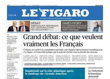 Le Figaro daté du 15 mars 2019