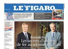 Le Figaro daté du 19 juin 2019