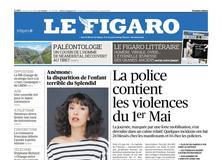Le Figaro daté du 02 mai 2019