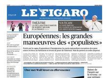 Le Figaro daté du 10 mai 2019