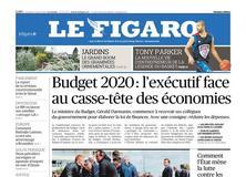 Le Figaro daté du 14 juin 2019