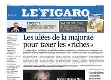 Le Figaro daté du 14 mars 2019