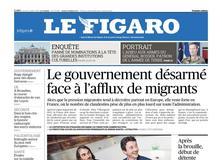 Le Figaro daté du 11 juillet 2019