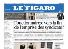 Le Figaro daté du 03 mai 2019
