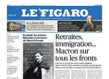 Le Figaro daté du 03 octobre 2019
