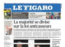 Le Figaro daté du 30 janvier 2019
