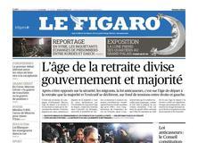 Le Figaro daté du 05 avril 2019