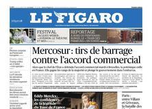 Le Figaro daté du 04 juillet 2019
