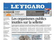Le Figaro daté du 24 mai 2019
