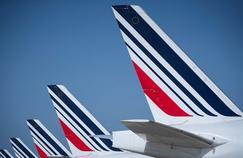 Air France KLM: nombre de passagers en hausse sur le long-courrier