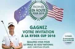 Trophée Open Golf Club « En route pour 2018 » au golf de Biarritz le Phare (64)