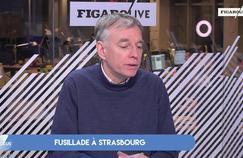 Jean Chichizola: «L'attaque de Strasbourg n'est pas due au hasard»