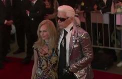 Karl Lagerfeld : les people et le monde de la mode lui rendent hommage
