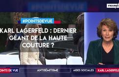 Karl Lagerfeld : le dernier géant de la haute couture ?