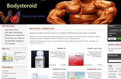 Dopage : la vente de stéroïdes explose sur Internet