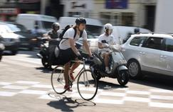 Les cyclistes réfractaires au port du casque, à tort