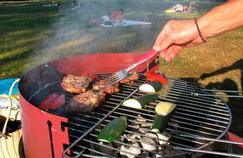 Un barbecue sain et savoureux