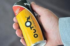 La boisson Outox inefficace contre la «gueule de bois»