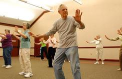 L'exercice physique limite les fractures des personnes âgées