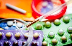 Contraception : recul inédit de la pilule en France