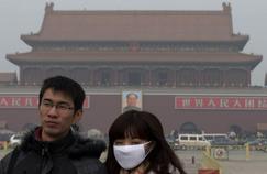 Une pollution inédite empoisonne l'air de Pékin