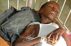 Le choléra, fléau des pays pauvres