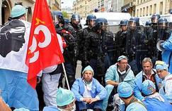 Bachelot a «entendu»  les infirmiers-anesthésistes