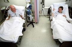 Après une greffe de rein, les donneurs se portent bien