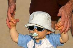 Les jeunes pères ont moins de testostérone
