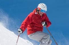 Trop peu de Français portent un casque au ski