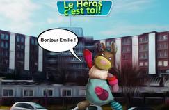 «Le Héros, c'est toi» : un jeu interactif pour l'enfant hospitalisé