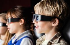 Pourquoi les images 3D sont déconseillées aux enfants