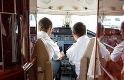 Les pilotes d'avion ont plus de risques de cancer de la peau