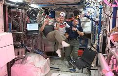 Les astronautes prennent beaucoup somnifères dans l'espace
