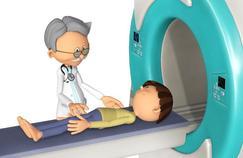 Est-il dangereux de radiographier les enfants?