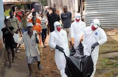 Ebola: l'armée américaine au Liberia