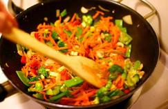Bien choisir la cuisson des fruits et légumes