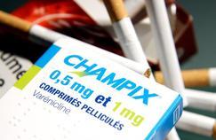 Tabac: pas plus d'idées suicidaires avec le Champix